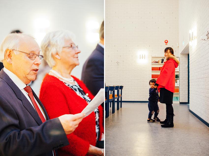 Olga & Jonas, 17 januari 2015 - Bröllopfotograf Elsa Wiliow, Borlänge,Dalarna