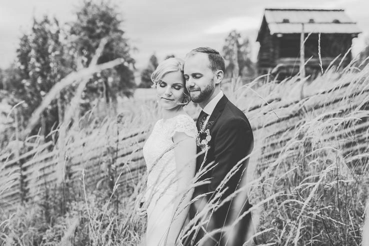 Elin & Martin i Tällberg - Bröllopsfotograf Elsa Wiliow