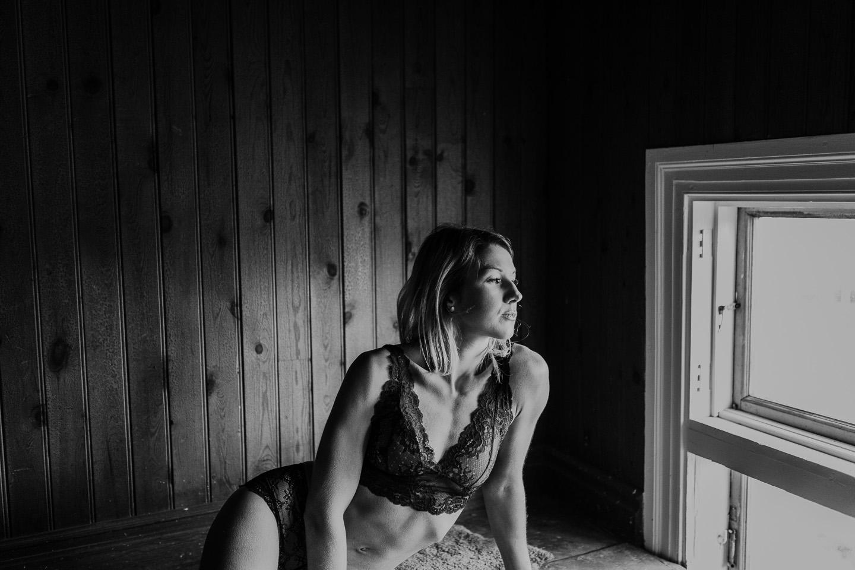 Boudiorfotografering av fotografen Elsa Wiliow i Borlänge, Dalarna
